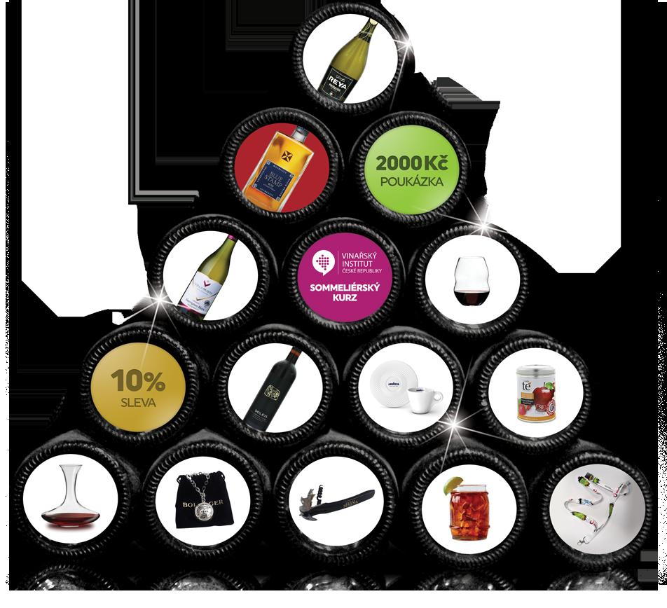 Wineplanet vánoční hra